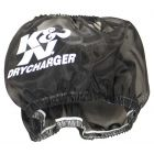 [RF-1028DK]K&N Air Filter Wrap DRYCHARGER WRAP; RF-1028, BLACK