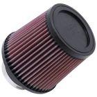 "[RU-4990]K&N Universal Clamp-On Air Filter 3""FLG, 6""B, 5""T, 5-9/16""H"